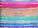 Colored Chips Puka shell necklace