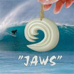 Jaws Pendant Surf  | Beach Necklace